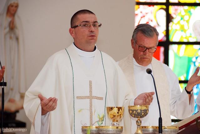 Missa Nova do padre Rafael Rocha
