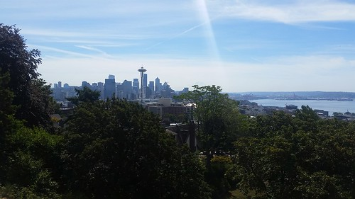 Queen Anne Seattle Harbour View