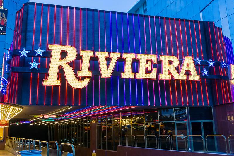 Riviera Strip enterance