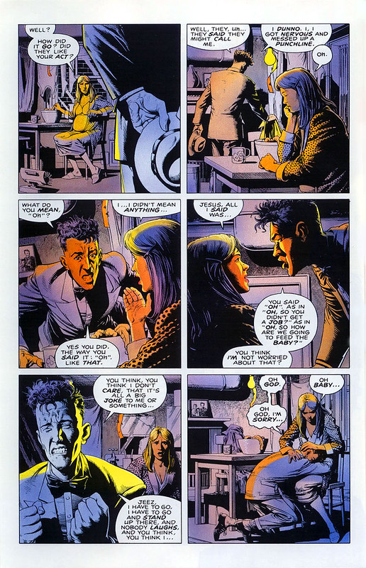 Batman - The Killing Joke - Comic Strip 1