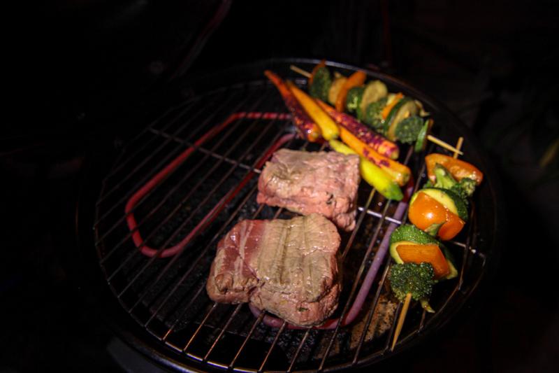 grillen montreal kanadisches steak