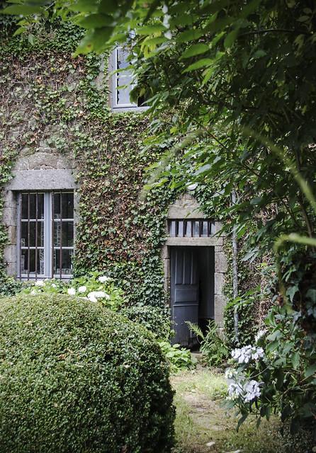 le Château garden