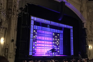 Beautiful - Orpheum Theatre stage