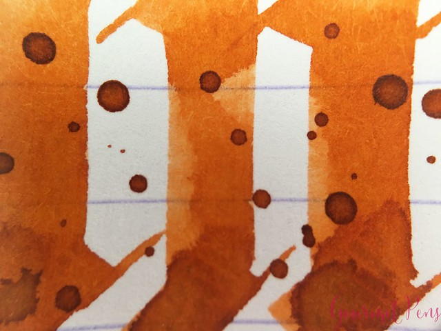 Ink Shot Review Kaweco Sunrise Orange @Kaweco_Germany 7
