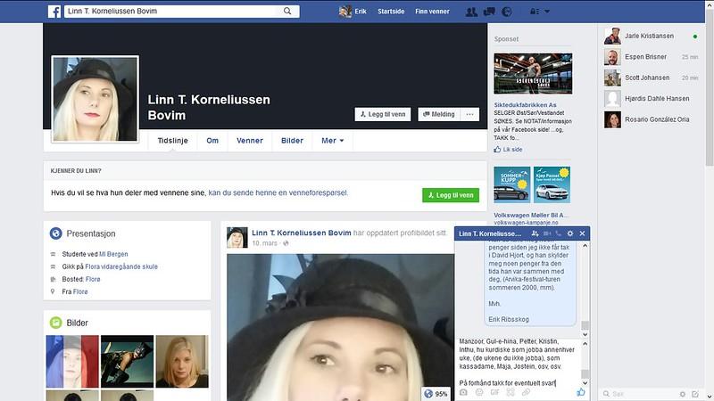 linn facebook
