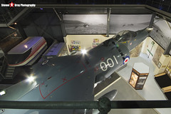 XZ493 001 N -  003 - 912017 - Royal Navy - British Aerospace Sea Harrier FRS1 - 120807 - Fleet Air Arm Museum Yeovilton - Steven Gray - IMG_6095