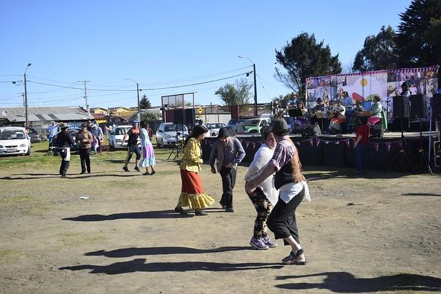 Cumbre folclórica