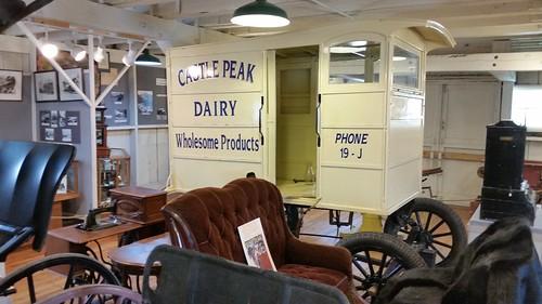 Dairy Wagon