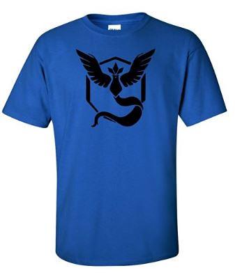 Pokemon Go Team T-shirts