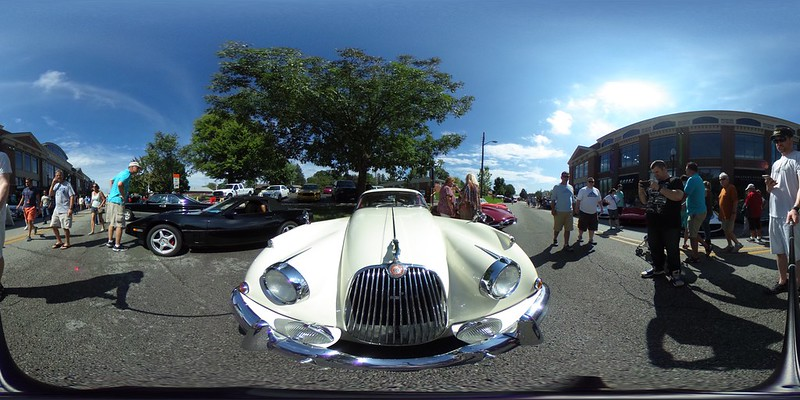 Artomobilia 360, Carmel (2016 Aug)
