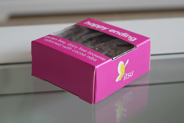 Itsu Happy Ending - Packaging