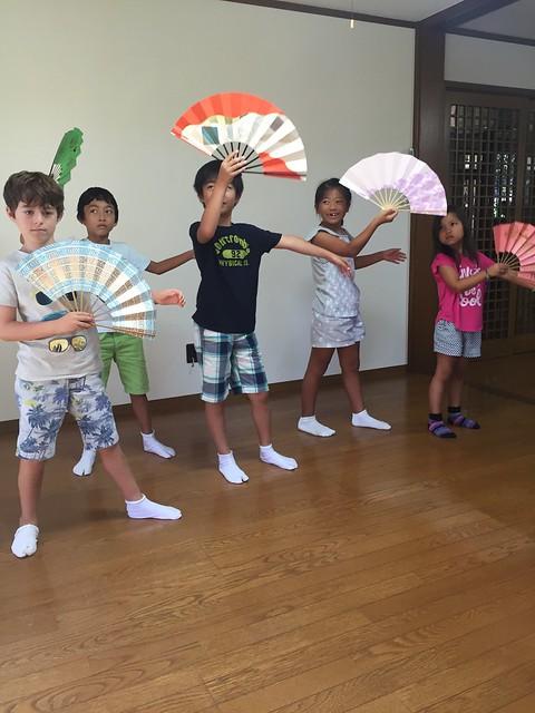 2M Japanese Dance