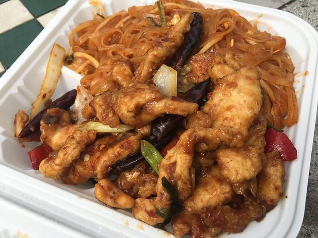 Cashew nut chicken - Coriander Gourmet Thai