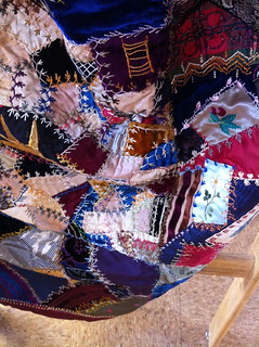 1888 Crazy Quilt | by Pam from Calif