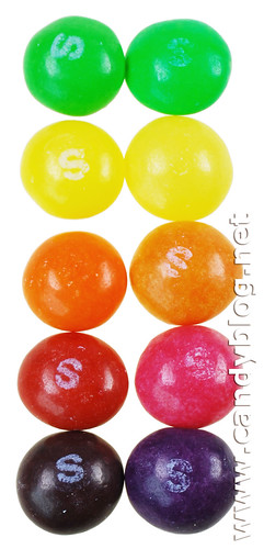 Skittles - US Fruits & European Crazy Sours | by cybele-