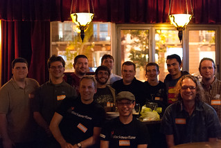 Stack Overflow Meetup | by The Eggplant