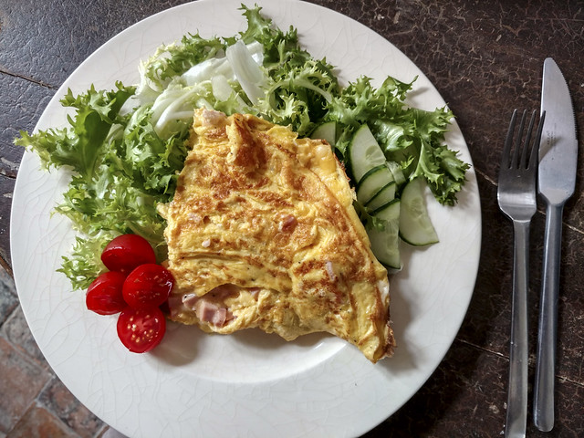 Noriko's omelette