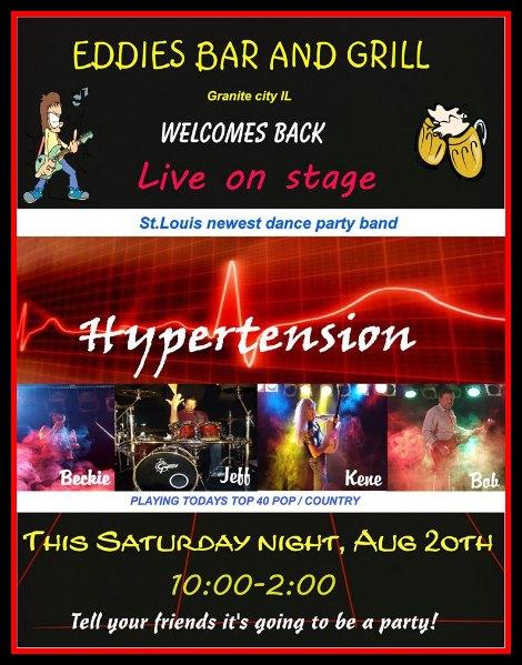 Hypertension 8-20-16