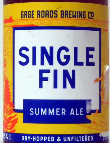 Gage Road Single Fin Summer Ale