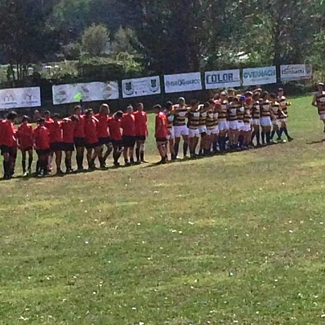 UNDER 16 - Stagione 2016/17 - Barrage RPFC vs Pesaro