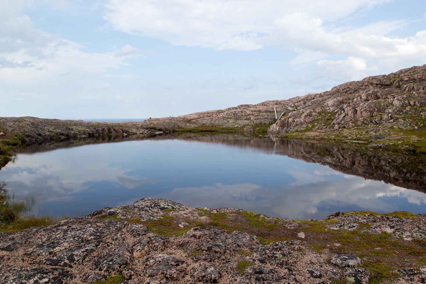 остров кольского полуострова гранитный фото облицовывании