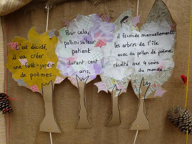 Forêt poétique : Entrée dans la légende