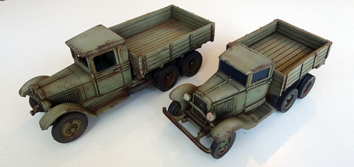 Bolt Action - Soviet Trucks & Pioniere