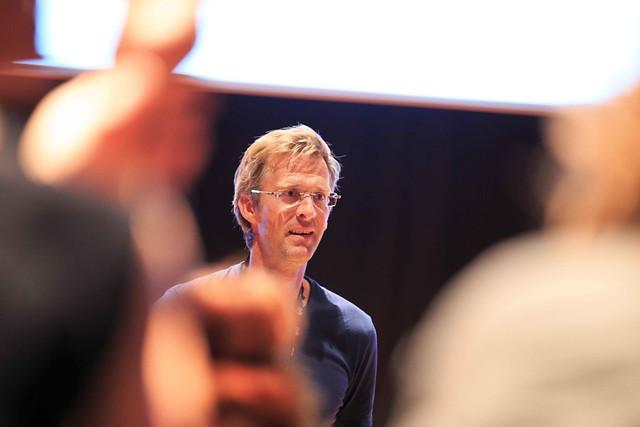 TEDxArendal 2016: Workshop, Teo Härén