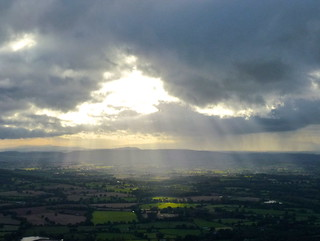 Herefordshire from the Worcestershire Beacon | by Kumukulanui
