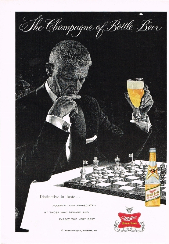 Miller-High-Life-1957-chess