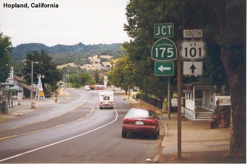 Hopland CA