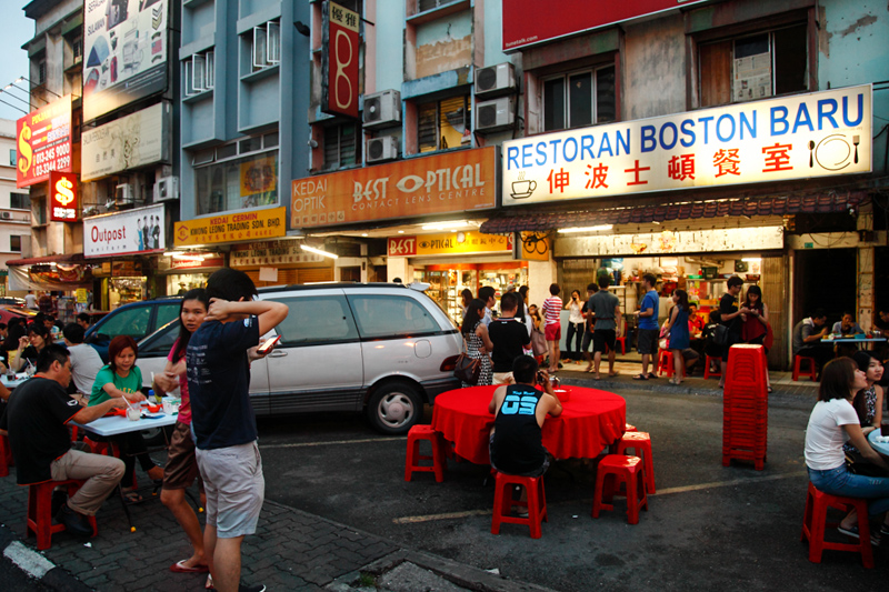 Boston Baru Restaurant Klang