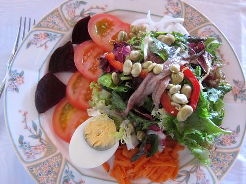 Sardines Salad