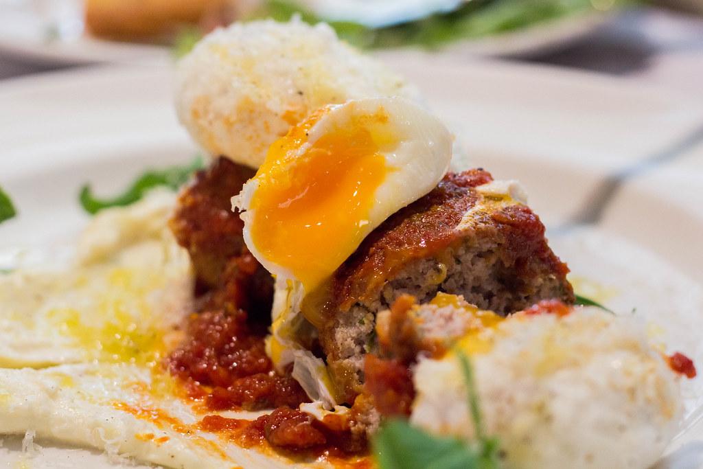Osteria蛋和Polpette2