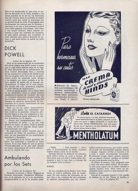 Cinelandia, Tomo XI Nº 1, Janeiro 1937 - 53