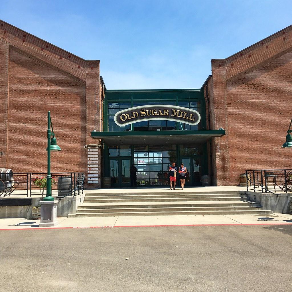 The Old Sugar Mill in Clarksburg, California