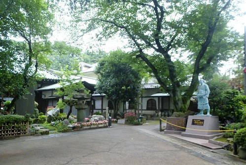 jp16-Tokyo-Yanaka-Quartier-Gyokurinji-j3 (13)
