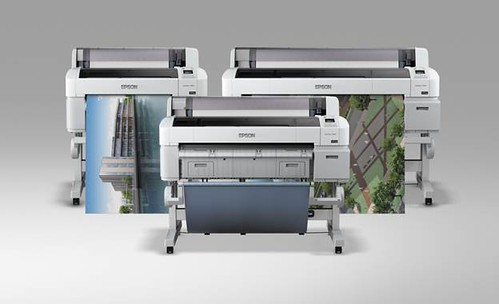 Epson SureColor T-Series Plotters | by @gletham GIS, Social, Mobile Tech Images