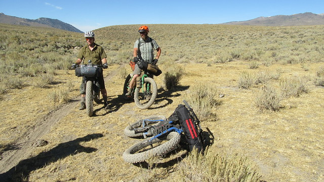 Sonora Junction Bikepacking