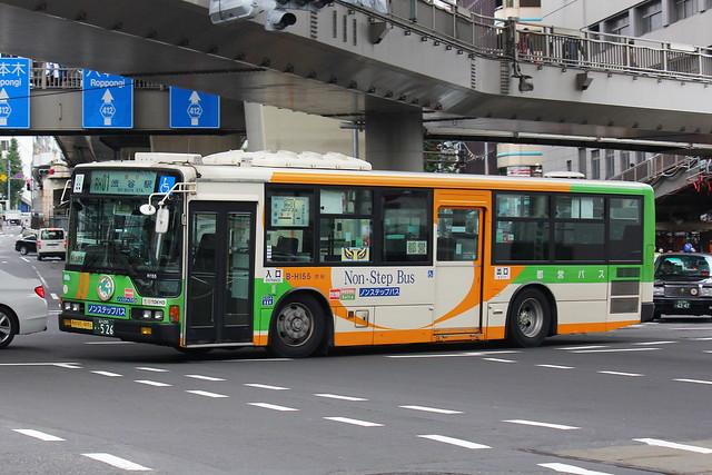 2016/09/21 東京都交通局 H155