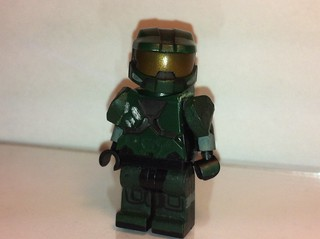 Halo 3 Master Chief | by TheBrickBrewer