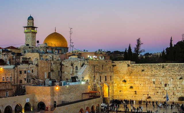 Beautiful Jerusalem