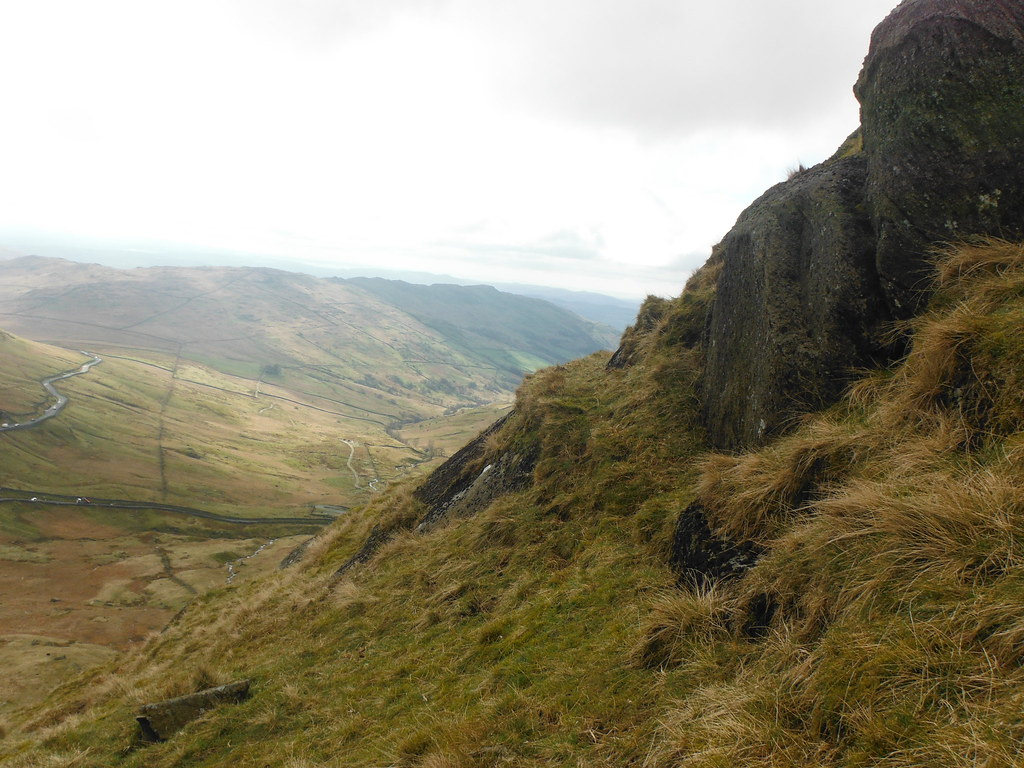 Climbing Redscrees 3