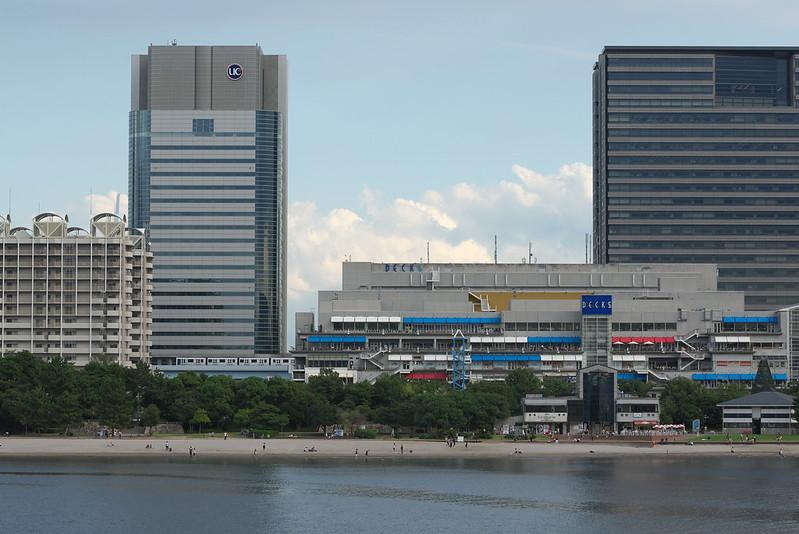 Tokyo Train Story ゆりかもめ 2016年9月9日