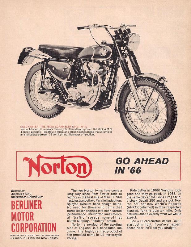 Norton Scrambler