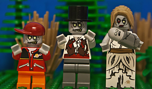 Zombie family. | by The Brick Zombie