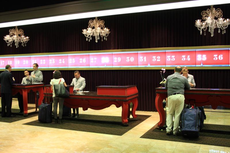 Mejores hoteles de Las Vegas: Hotel Cosmopolitan