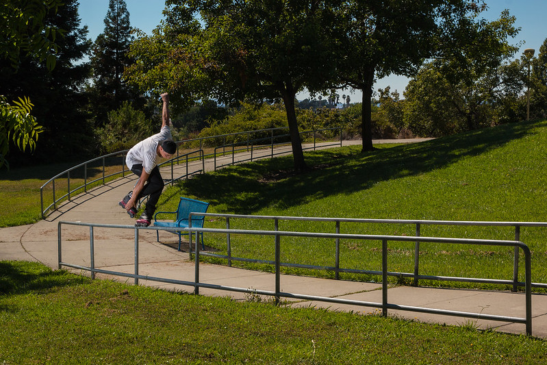 Victor Arias / Soyale to Alley-oop Fishbrain / Vallejo