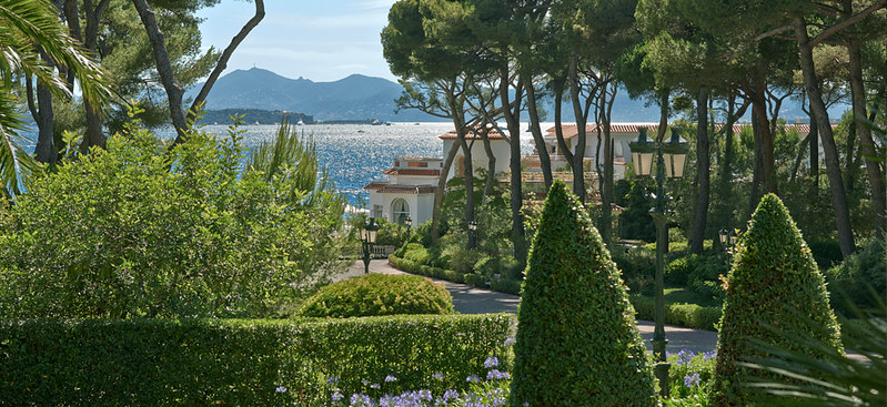 Exterior view at Hotel du Cap-Eden-Roc