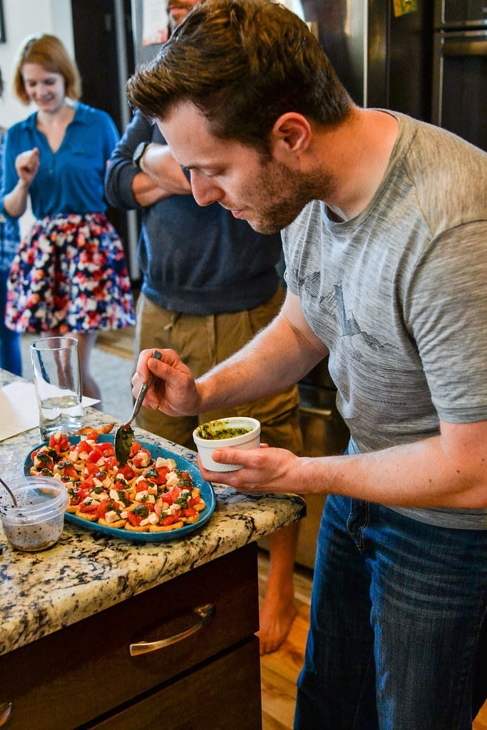Mark and Johnna's Annual Cheese Party 2016 | Things I Made Today
